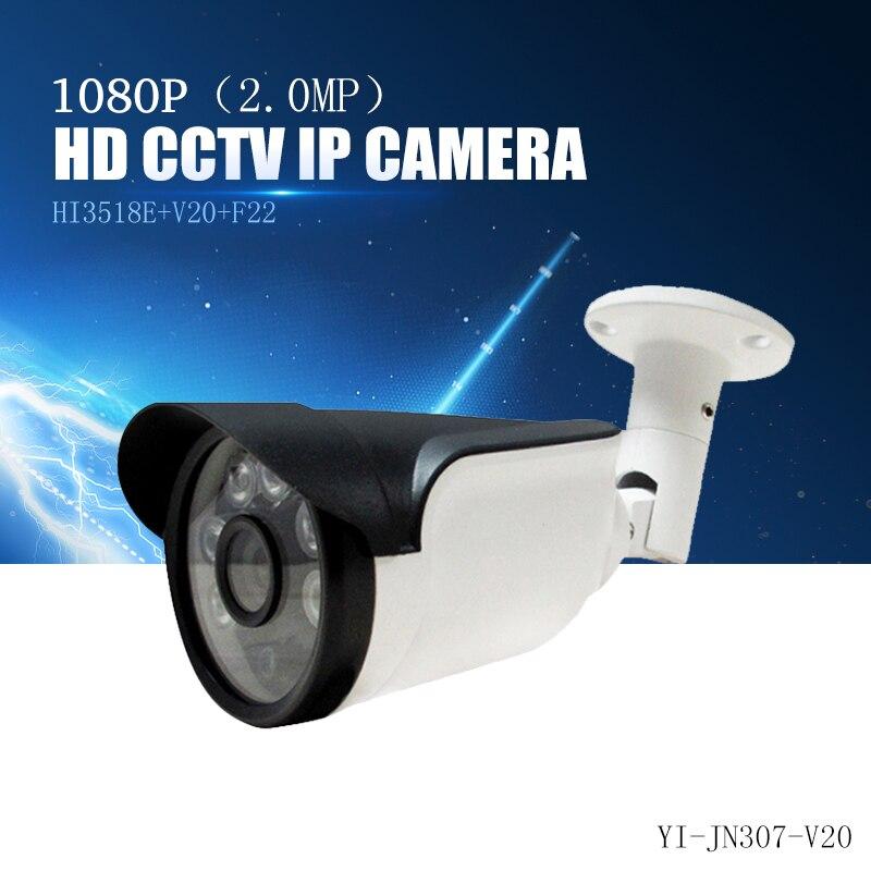 YiiSPO 1080P IP Camera HD 2 0MP font b outdoor b font waterproof Night Vision H