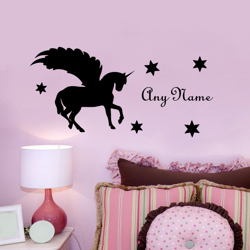 Online Get Cheap Unicorn Bedroom Decor -Aliexpress.com ...