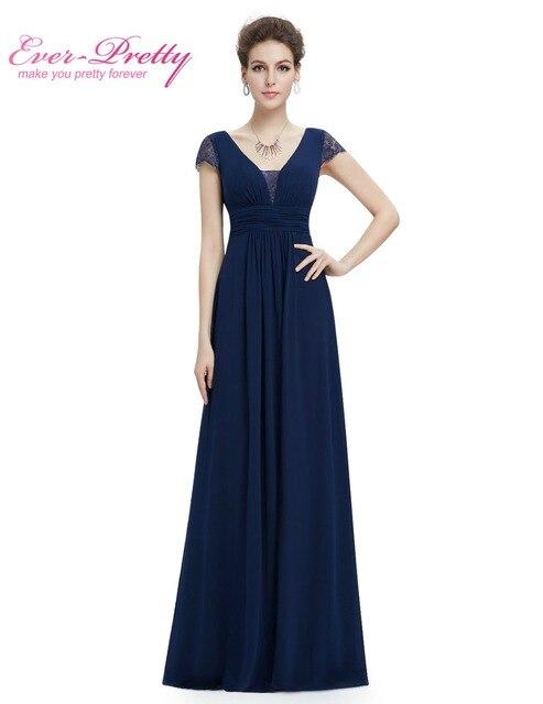 Ausverkauf] elegante Mutter der Braut Kleider Haupt Recht HE08787 ...