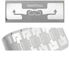 Smartrac rfid marca fabricante original dogbone monza chip impinj r6 uhf etiqueta rfid adhesiva adhesivo incrustaciones con epc hecho TID