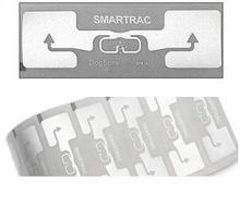 smartrac rfid brand original manufacturer dogbone monza chip impinj r6 uhf rfid tag sticker adhesive inlay with epc Unique TID