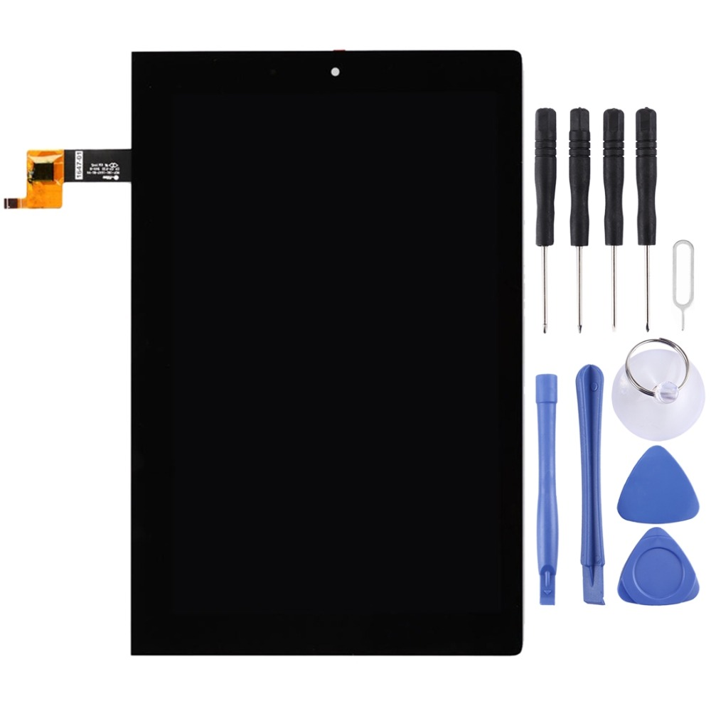 High Quality LCD Screen and Digitizer Full Assembly Lcd Replacement For Lenovo YOGA Tablet 2 1050