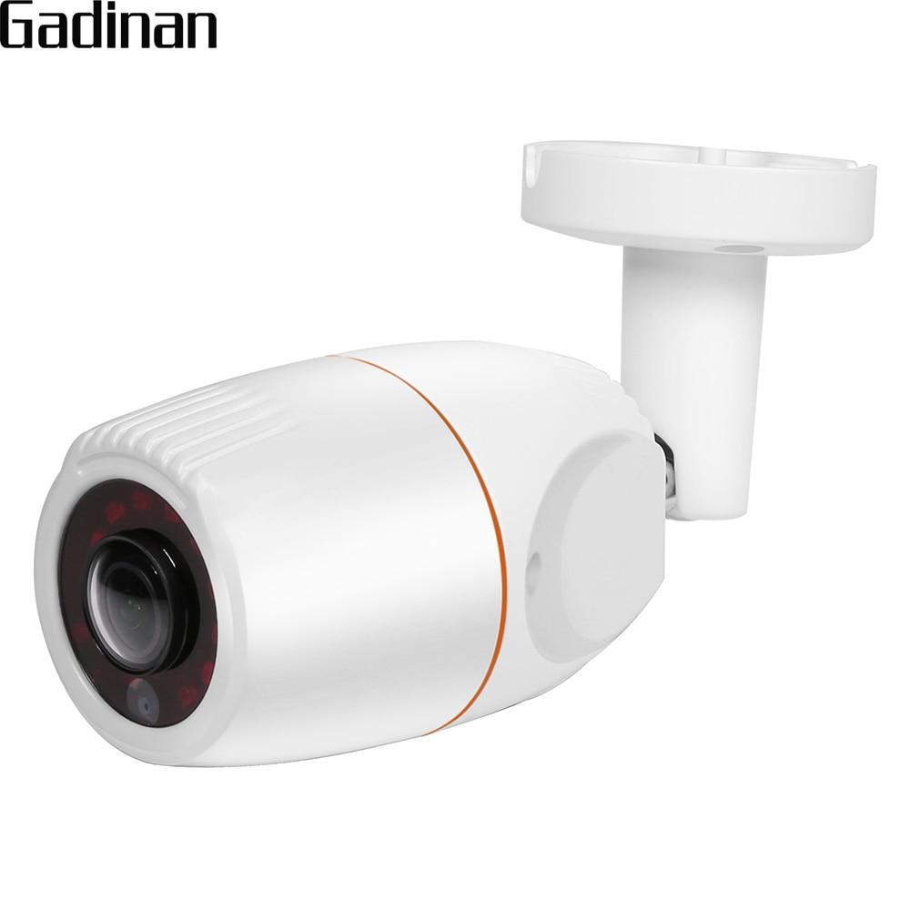 GADINAN Panorama 5MP 1.19mm lens Fisheye 360degree 25FPS Hi3518EV200 720P 960P/Hi3516CV300 H.265 1080P Bullet IP Camera ONVIF