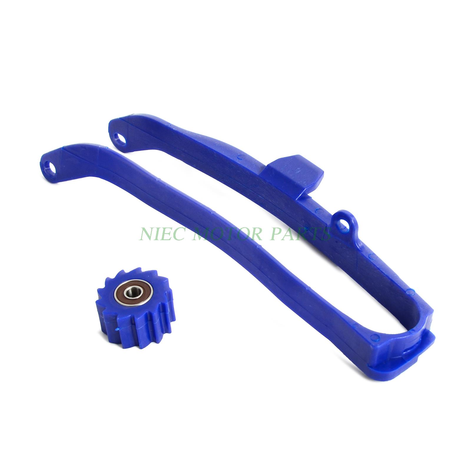 motorcycle chain slider swingarm guide guide lower roller for yamaha yamaha yz250f yz450f. Black Bedroom Furniture Sets. Home Design Ideas