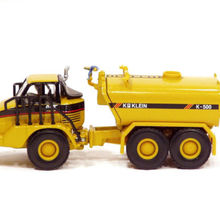 Norscot литая модель игрушечного автомобиля 55141 Cat 730 грузовик с Клейн бак для воды 1/87 весы