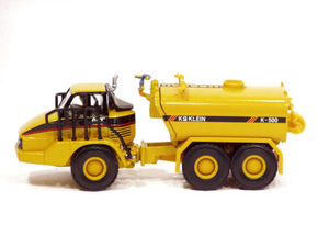 Norscot Diecast Toy Vehicle 55141 Cat 730 Truck With Klein Water Tank 1/87 Scale(China)