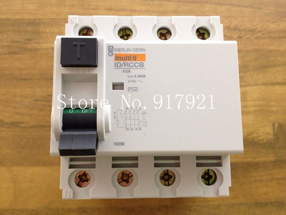 [ZOB] original RCCB 40A 300M 16256 circuit breaker leakage following the new genuine[ZOB] original RCCB 40A 300M 16256 circuit breaker leakage following the new genuine