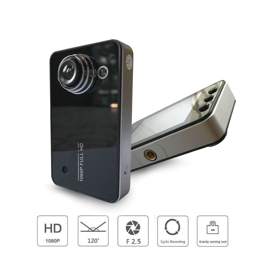 Refined 2 7 inches HD Car DVR Camera Video G sensor Dash Mini Registrator Camcorder Driving