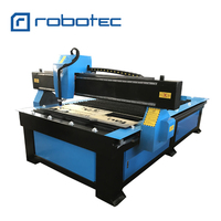 High speed CE ISO approved starfire control cnc plasma cutting machine