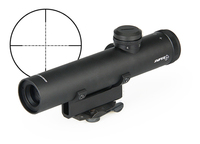 PPT New 4X20 Tactical Rifle Scope For Hunting HS1 0006