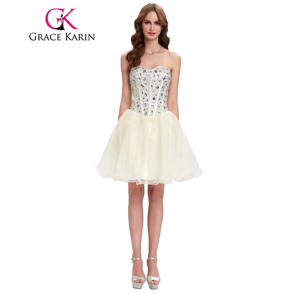 Cute Short Prom Dresses 2018