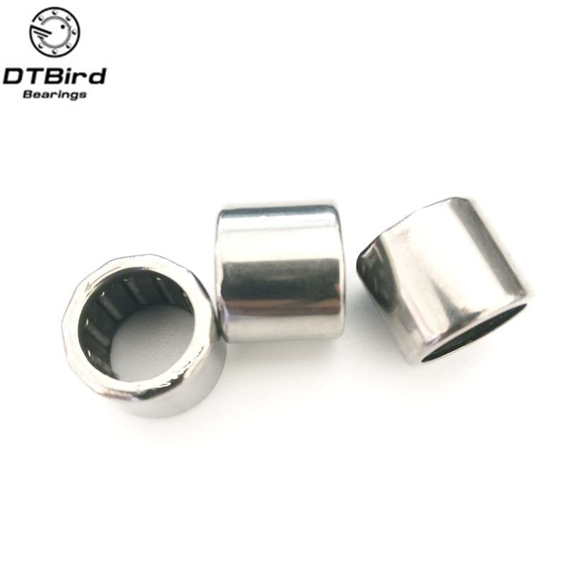 5pcs 8 x 12 x 12mm One Way Clutch Miniature Roller Needle Bearing  HF0812