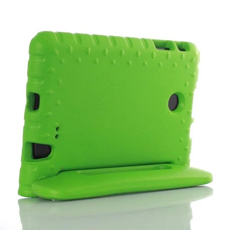 For LG GPad G Pad F 8.0 V495 V496 EVA Foam Shockproof Case Funda Coque Children Kids Handle Stand Protective Cover Cases