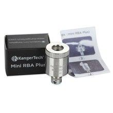 100% Original KangerTech Subtank Plus and Mini RBA Coil without Cotton for Kanger Subtank Atomizer