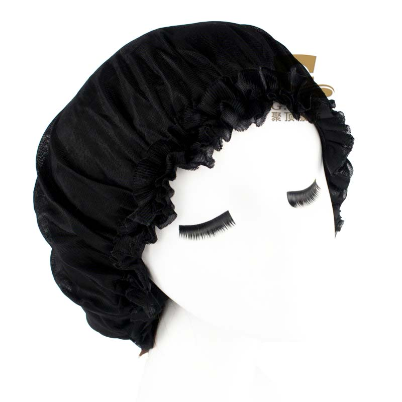 цены на New Fashion Women Donna Sleep Cap Satin Bonnet Cap Soft Comfortable Turban Beanie Hat в интернет-магазинах