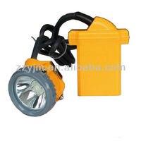 무료 배송 YJM-kl5lm (b) 광부 채광 전조등 배터리 충전식 방수 헤드 라이트 광업/석탄/금속 휴대하기 쉬운