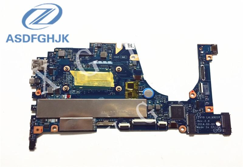 ZIVY0 LA A921P Main board For Lenovo FOR Yoga 2 13 Notebook PC Motherboard / System board 13.3 inch SR1EF i3 4010U 4GB memory