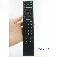 Free Shipping For SONY LCD LED TV Remote Control RM 715A Applicable RM 791 RM 836