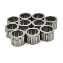 10PCS 10X14X10mm Clutch Needle Bearing Kit For HUSQVARNA 36 41 136 137 141 142 Chainsaw