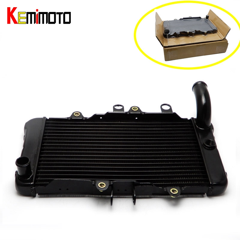 For Honda 1988 1989 1990 Bors400 Motorcycle Moto Cooler Radiator Cooling For Honda Bors400  1988 1989 1990 Bros 650 NTV650 motorcycle accessories cooling aluminum cooler radiators for honda bros 650 ntv650 1988 1989 1990