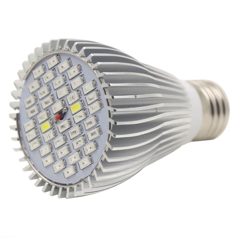 เต็มสเปกตรัมนำเติบโตแสง E27 30W 50W 80W นำโคมไฟที่เพิ่มขึ้นสำหรับดอกไม้พืชระบบไฮโดรโปนิพิพิธภัณฑ์สัตว์น้ำนำแสง