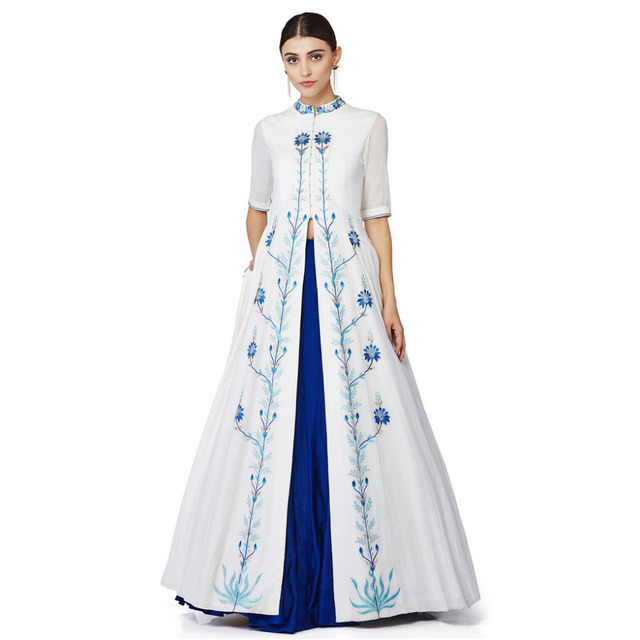 Long Indian Gowns
