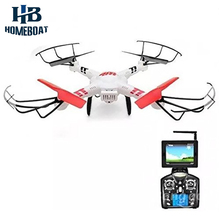 WLtoys V686 V686G 5.8G Video FPV Drone RC Quadcopter Helicopter + 2MP HD Camera Drones