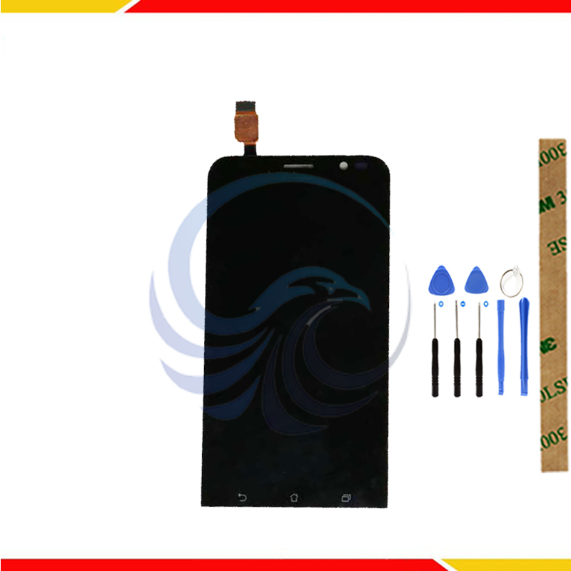 Tested OK LCD Display For ASUS ZenFone Live ZB501KL LCD Display With Touch Screen Complete assembly