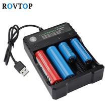 3,7 в 18650 18350 16340 14500 Зарядное устройство литий-ионная батарея питание USB независимая зарядка электронная сигарета зарядное устройство Z2