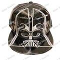 Star Wars Cavaleiro Jedi Snapback Caps Adulto Hop Chapéus boné de Beisebol Preto Chapéu Do Palhaço para Mulheres Dos Homens