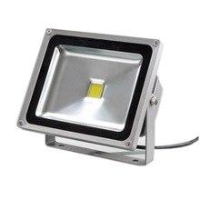 ultrathin LED flood light 10W 20W 30W 50W AC85-265V waterproof IP65 Floodlight Spotlight Outdoor Lighting Free shipping IY105102