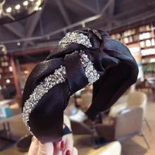 New Fashion Rhinestone Hairband