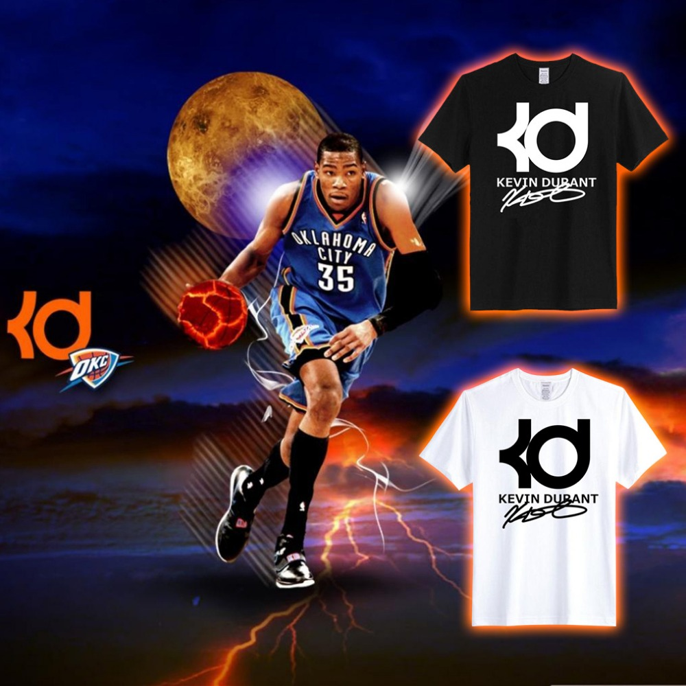 5451ff9c0 Buy kd t shirt and get free shipping on AliExpress.com