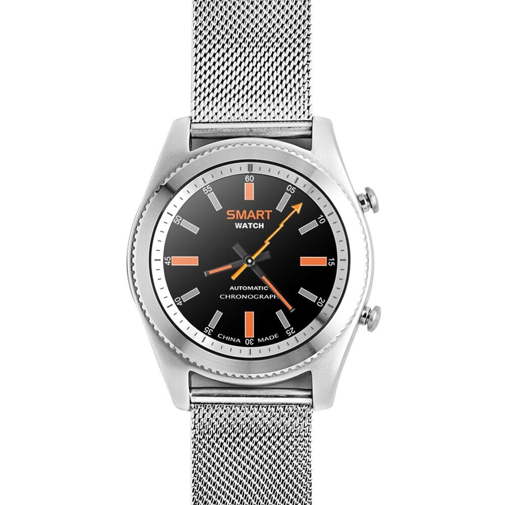 2017 1 S9 NFC MTK2502C Smartwatch