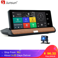 7 Android Full HD1080P Car DVR GPS Navigation Rear View Radar Detector Vehicle Gps Car Dvrs