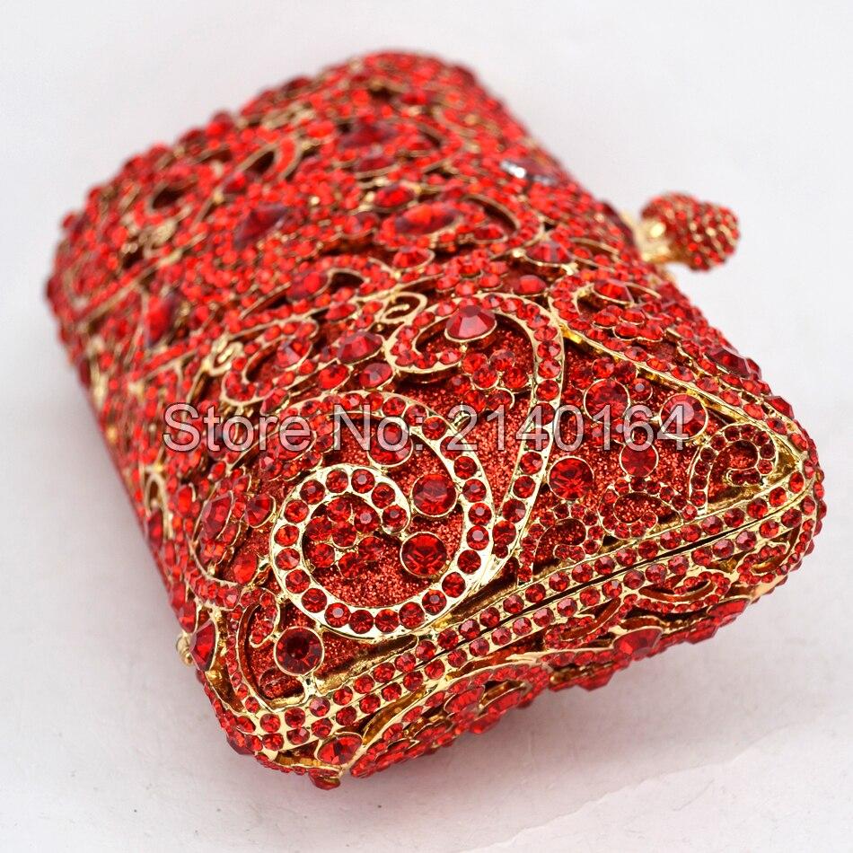 88249 Bag Bag Style red Nouveau De À 2016 c Clutch Luxe d Paon Bag Pour Bag Evening b Bag A Sac silver Main Partie blue Bag Cristal Embrayages Bag Bag e Soirée D'embrayage Femmes Zqp4ff