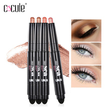 Top Quality Glitter Eyeshadow Stick Waterproof Eye Shadow Pe