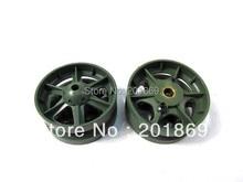 Henglong 3878-1 KV-1 tank plastic idler wheels of 1:16 rc tank, Henglong tank plastic wheel parts accessories spare
