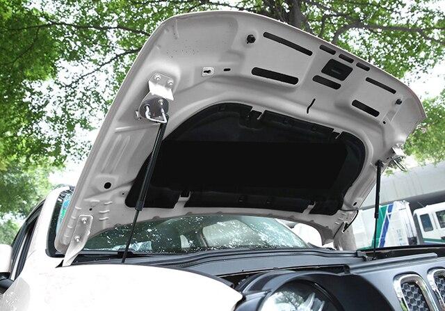 ジープrenegade 2016 2017 2018 2019 フードカバー油圧ロッドストラット伸縮ロッドエンジンフードリフトサポートカーアクセサリー