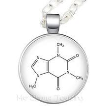Серотонина химическая формула ожерелье «Биология» химии студенческий
