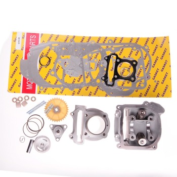 For 100cc Big Bore Kit 139QMB GY6 50cc Scooter Parts Gasket 64mm Head [PX18]