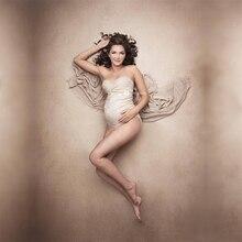 Maternity Lace Romper Photography Props Pregnant Women Gown Pregnancy Picture Photo Shoot Bodysuit Clothes