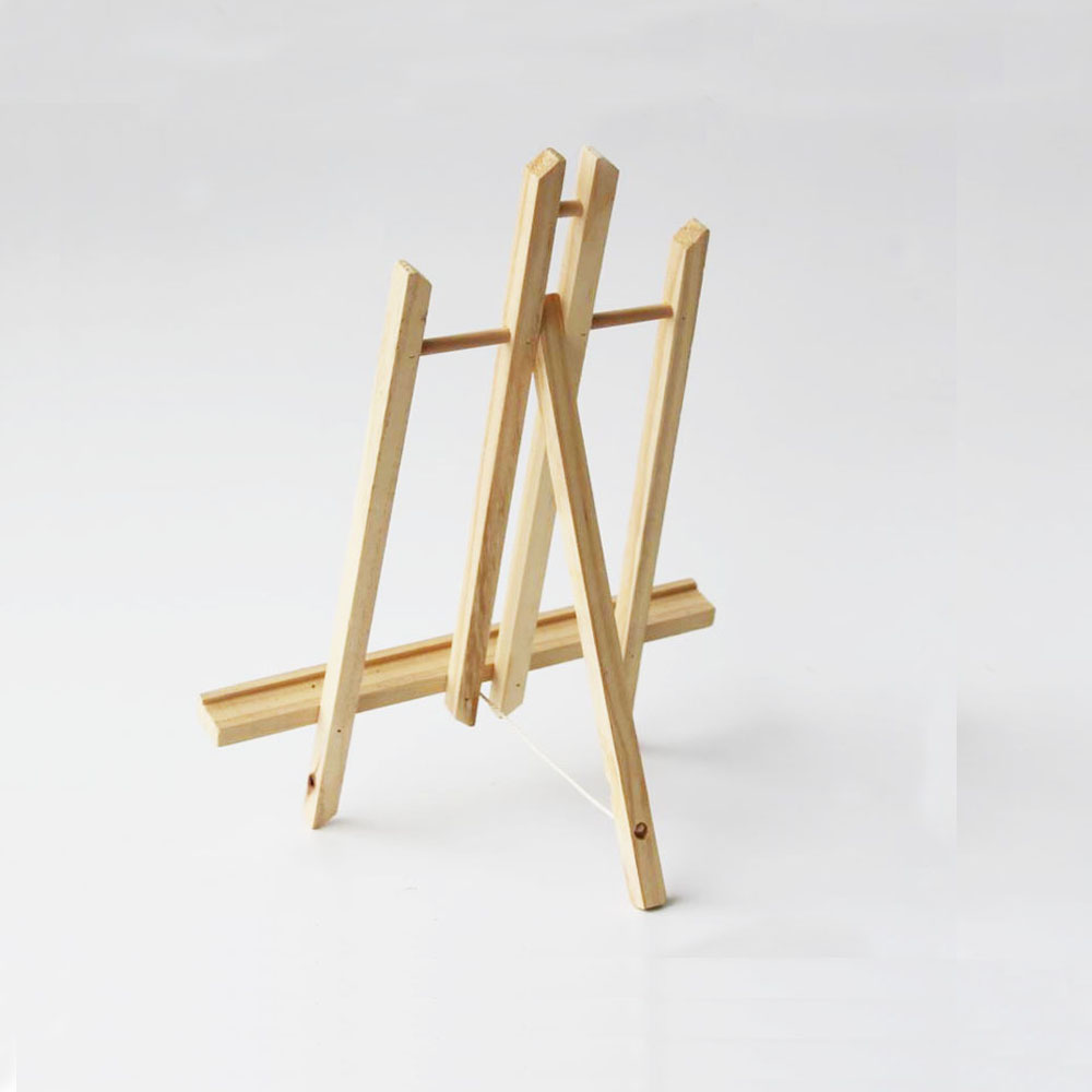 wooden display easel for photo framechina mainland - Display Easel