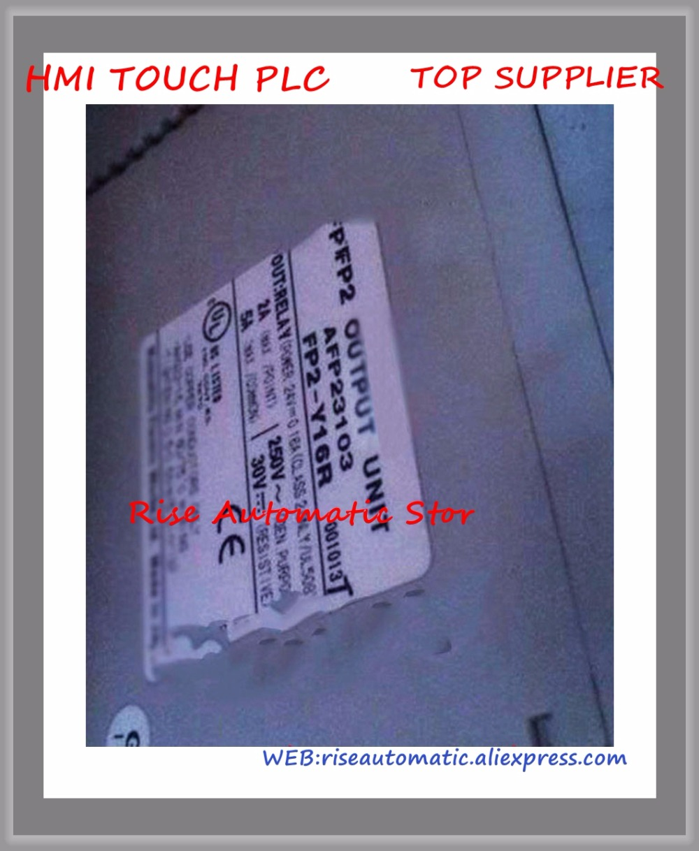 Новый оригинальный AFP23103 16 типа точка FP2SH Выход блок