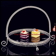 1PCS European fruit plate wedding cake English afternoon tea snack