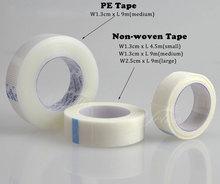 10pcs/set Professional Eyelash Extension Under Patch Makeup Pad Tool Individual False Eyelash Non-woven & PE Isolated Wrap Tape