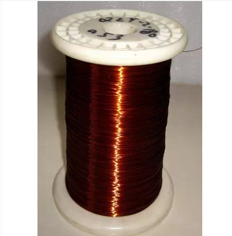 0.53mm 100 m / pc QZY-2-180 Polyester-imide enameled wire copper wire maximum temperature 180 degrees Celsius