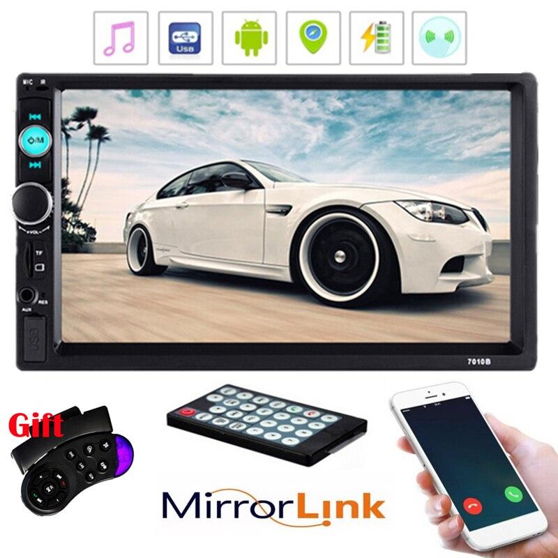 2 Din Car multimedia 7