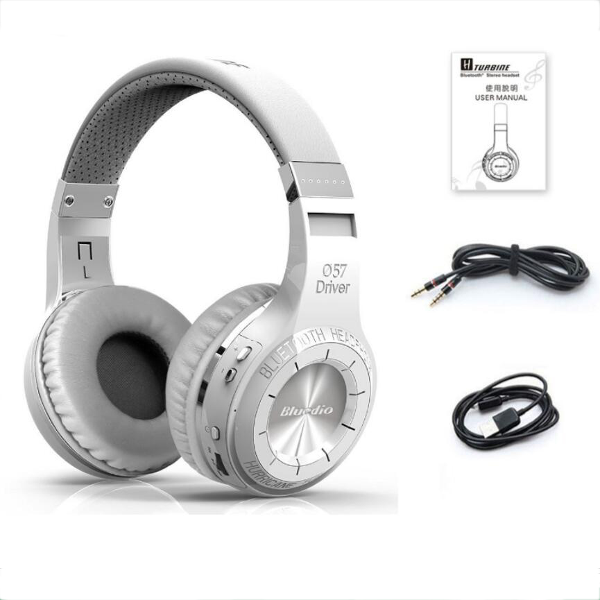 White Ht Wireless Headphones Bluetooth Headset Noise Canceling Headphone Auriculares Bluetooth Gaming Headset Gamer Headfone