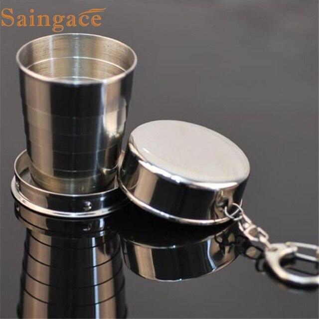 Free hoge kwaliteit inklapbare shot glas inklapbare rvs for Ikea fusion tafel